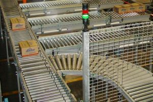 ScottPHS provide stand-alone conveyor and integrated conveyor systems