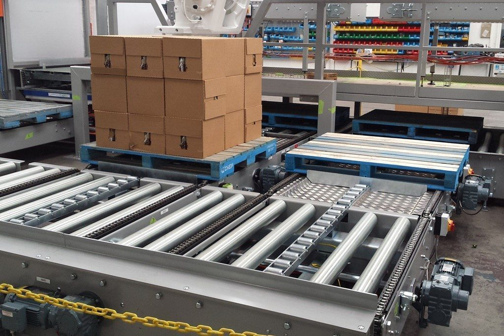 Pallet conveyors, pallet shuttle cars, pallet dispensers/stackers and slip sheet/layer sheet dispensers
